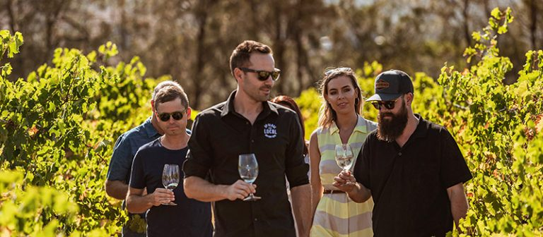 Discover the Swan Valley's best Winery and Vineyard Tour